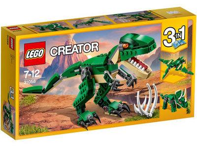 LEGO Creator 3 in 1 31058 Machtige dinosaurussen