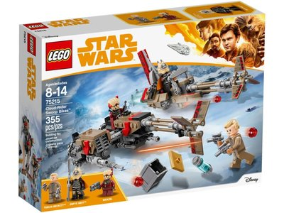 LEGO Star Wars 75215 Cloud-Rider swoop Bikes