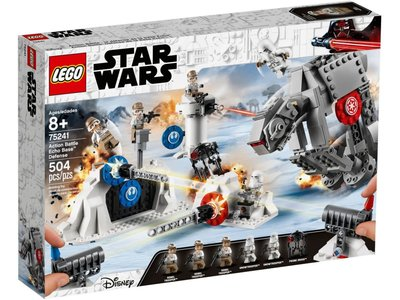 LEGO Star Wars 75241 Action Battle Verdediging van Echo Base