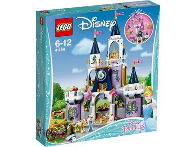 LEGO Disney 41154 Assepoesters droomkasteel