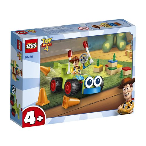 LEGO Toy Story 10766 Woody en RC