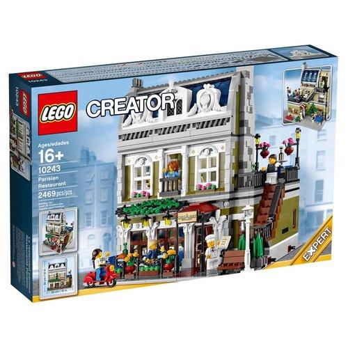 LEGO Creator Expert 10243 Parijs restaurant