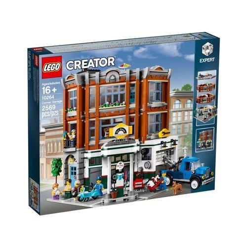 LEGO Creator Expert 10264 Garage op de hoek
