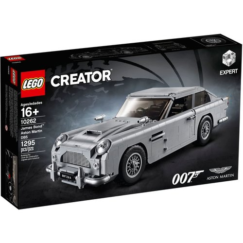 LEGO Creator Expert 10262 James Bond: Aston Martin DB5