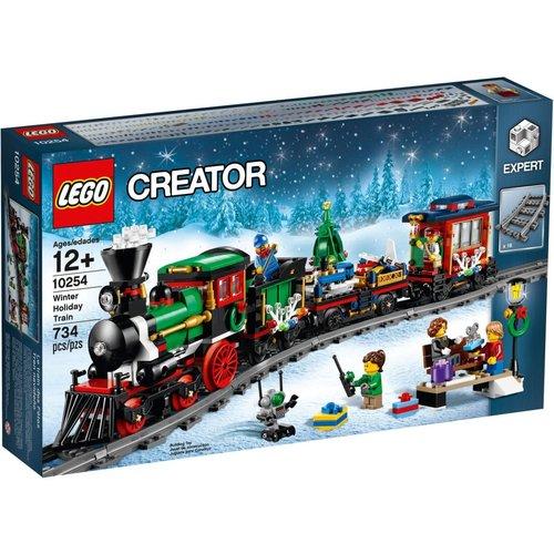 LEGO Creator Expert 10254 Wintervakantietrein