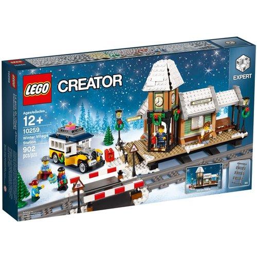 LEGO Creator Expert 10259 Winterdorp station