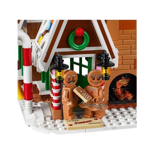 LEGO Creator Expert 10267 Peperkoekhuisje