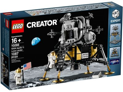 LEGO Creator Expert 10266 NASA Apollo 11 Maanlander