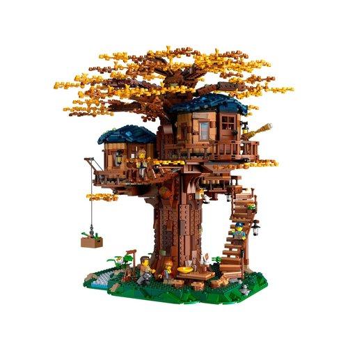 LEGO Ideas 21318 Boomhuis