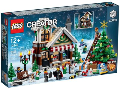 LEGO Creator Expert 10249 Winter Speelgoedwinkel