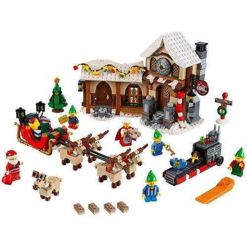 LEGO Creator Expert 10245 Werkplaats van de Kerstman