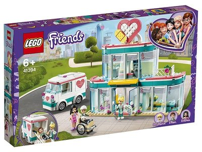 LEGO Friends 41394 Heartlake City ziekenhuis