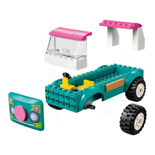 LEGO Friends 41397 Sapwagen