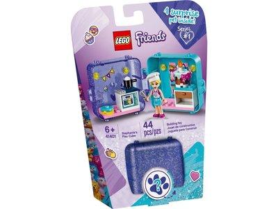 LEGO Friends 41401 Stephanie's speelkubus
