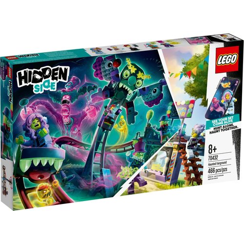 LEGO Hidden Side 70432 Spookkermis
