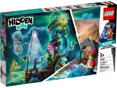 LEGO Hidden Side 70431 De Duistere Vuurtoren