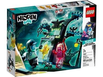 LEGO Hidden Side 70427 Welkom bij Hidden Side