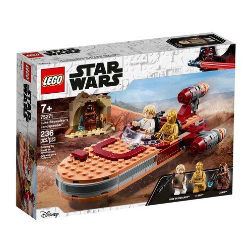LEGO Star Wars 75271 Luke Skywalkers Landspeeder