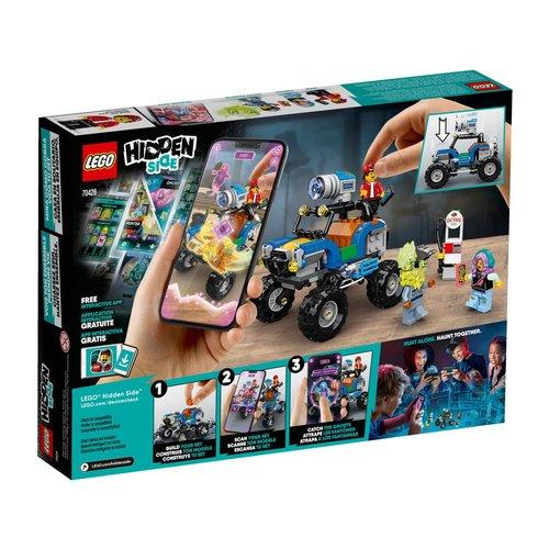 LEGO Hidden Side 70428 Jack´s Strandbuggy