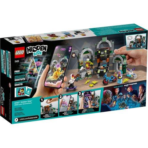 LEGO Hidden Side 70430 De Newbury Metro