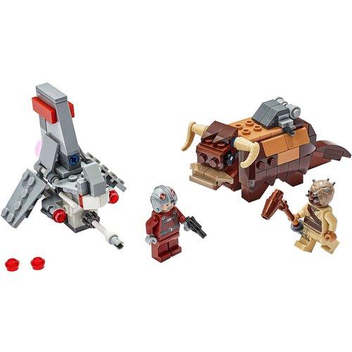 LEGO Star Wars 75265 T-16 Skyshopper VS. Bantha Microfighters