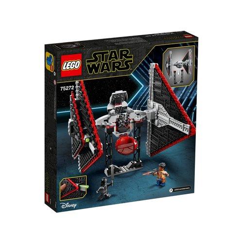LEGO Star Wars 75272 Sith TIE fighter