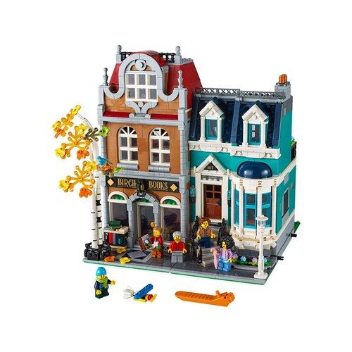 LEGO Creator Expert 10270 Boekenwinkel