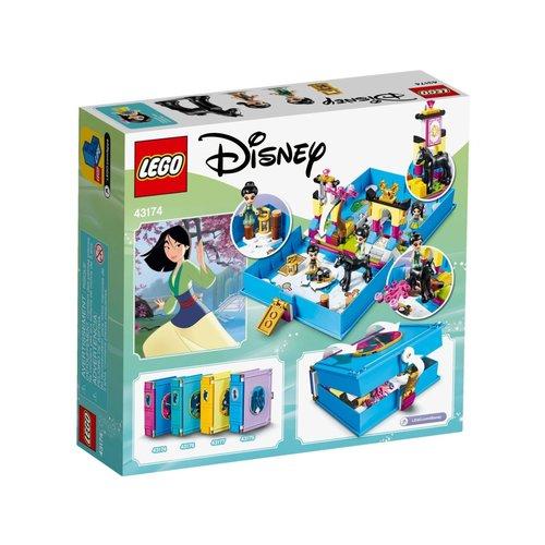 LEGO Disney 43174 Mulan's Verhalenboekavonturen