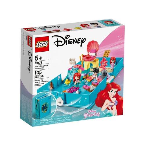 LEGO Disney 43176 Ariël's Verhalenboekavonturen