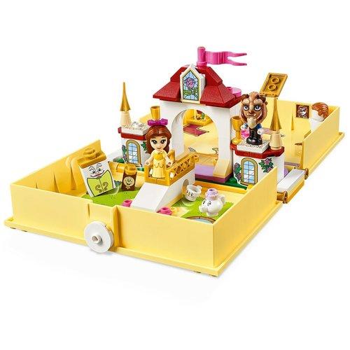 LEGO Disney 43177 Belle's Verhalenboekavonturen