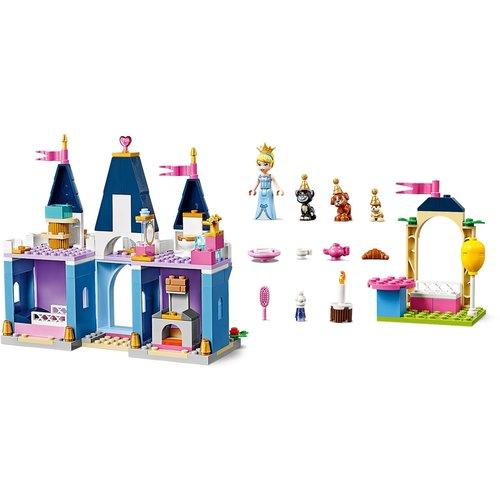 LEGO Disney 43178 Het Kasteelfeest van Assepoester
