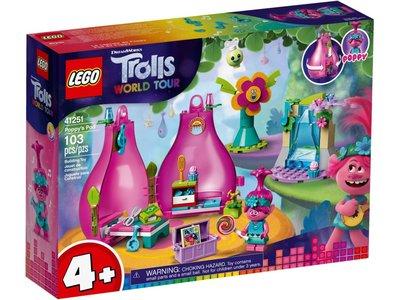 LEGO Trolls 41251 Poppy's Huisje
