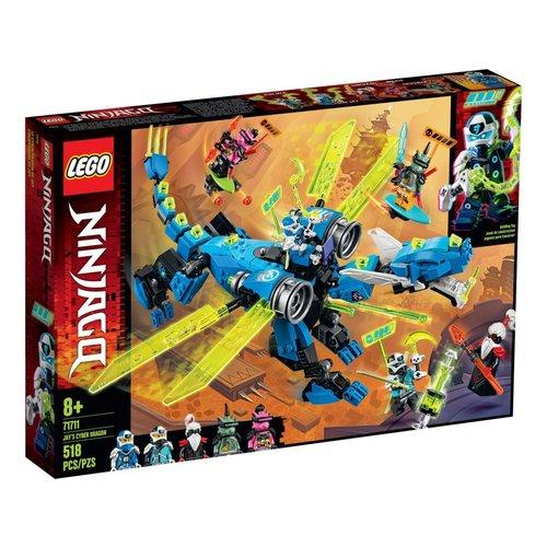 LEGO Ninjago 71711 Jay's Cyberdraak