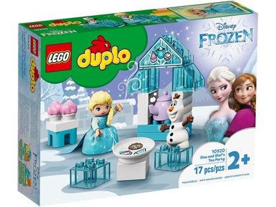 LEGO DUPLO 10920 Elsa's en Olaf's Theefeest