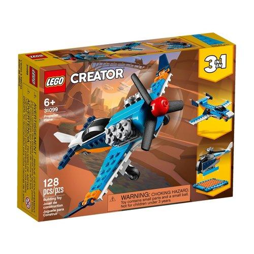 LEGO Creator 3 in 1 31099 Propellervliegtuig