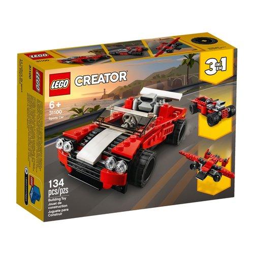 LEGO Creator 3 in 1 31100 Sportwagen