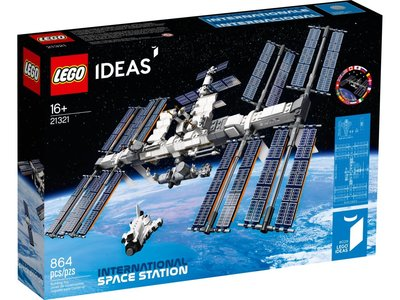 LEGO Ideas 21321 Internationaal ruimtestation
