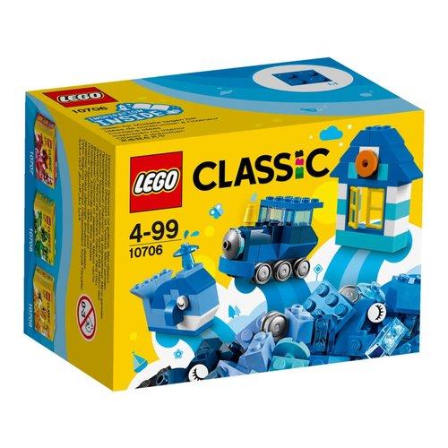 LEGO Classic 10706 Blauwe creative doos