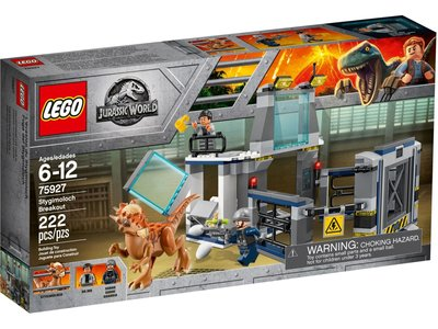 LEGO Jurassic World 75927 Ontsnapping van Stygimoloch