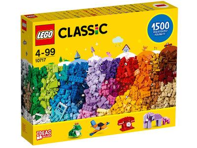 LEGO Classic 10717 Stenen, stenen, stenen