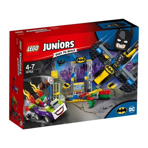 LEGO Juniors 10753 The Joker Batgrot aanval