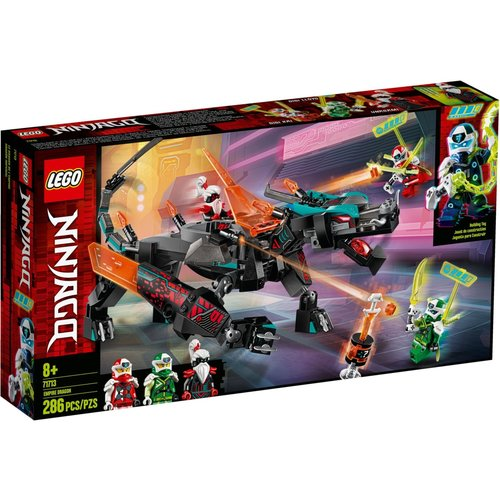 LEGO Ninjago 71713 Keizerrijk Draak