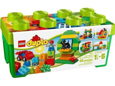 LEGO DUPLO 10572  Alles-in-één doos
