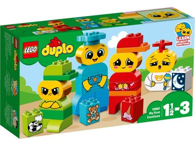 LEGO DUPLO 10861 Mijn eerste emoties