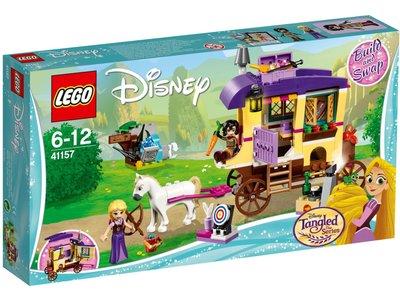 LEGO Disney 41157 Rapunzel's caravan