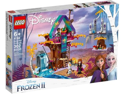 LEGO Disney 41164 Betoverde boomhut