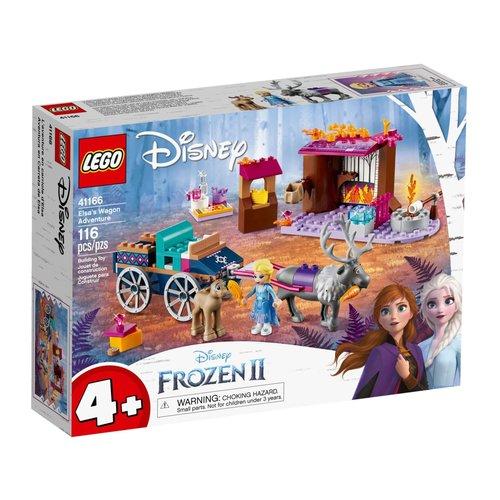 LEGO Disney 41166 Elsa's koetsavontuur