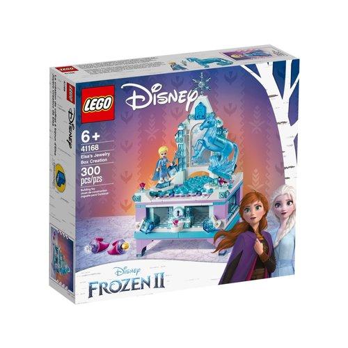 LEGO Disney 41168 Elsa's sieradendooscreatie