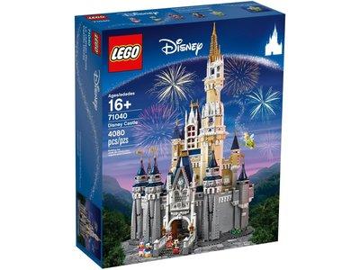 LEGO Disney 71040 Disney Kasteel