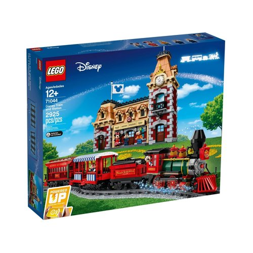 LEGO Disney 71044 Disney trein en station